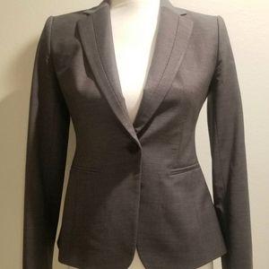 Ann Taylor Matching Suit Set Blazer & Pants